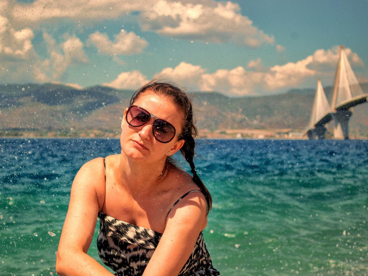 пляж, пейзаж, море, берег, воды, природа