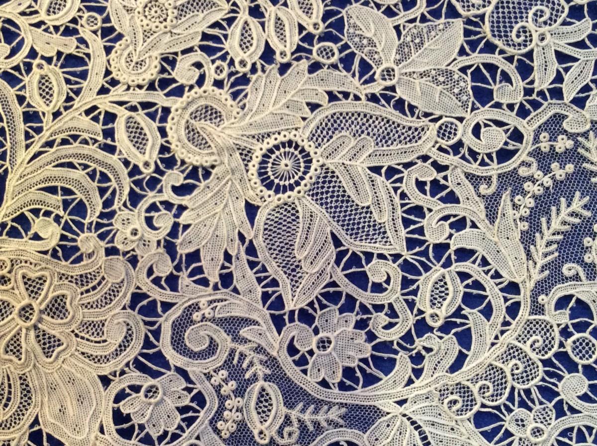 Kostenlose foto : Weiß, Muster, Spitze, Garn, Material, Kreis ...