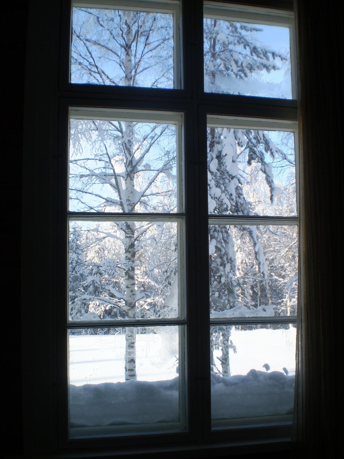 Immagini belle la neve freddo inverno bianca casa - Finestre a ghigliottina ...