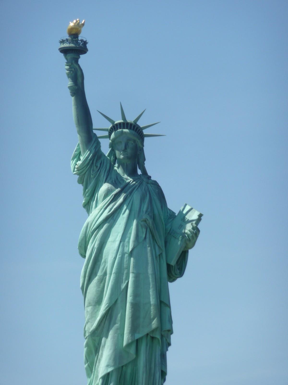 Afbeeldingsresultaat voor gratis foto vrijheidsbeeld USA