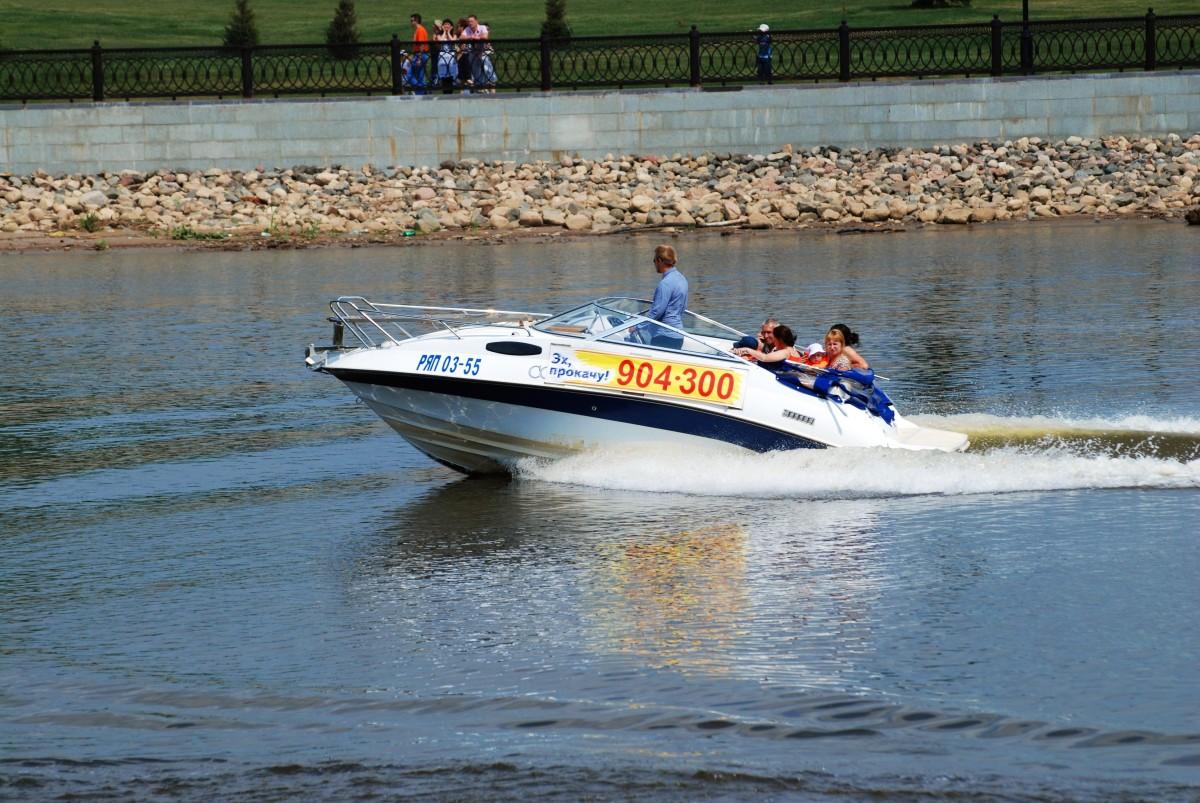 водно моторный спорт на лодках