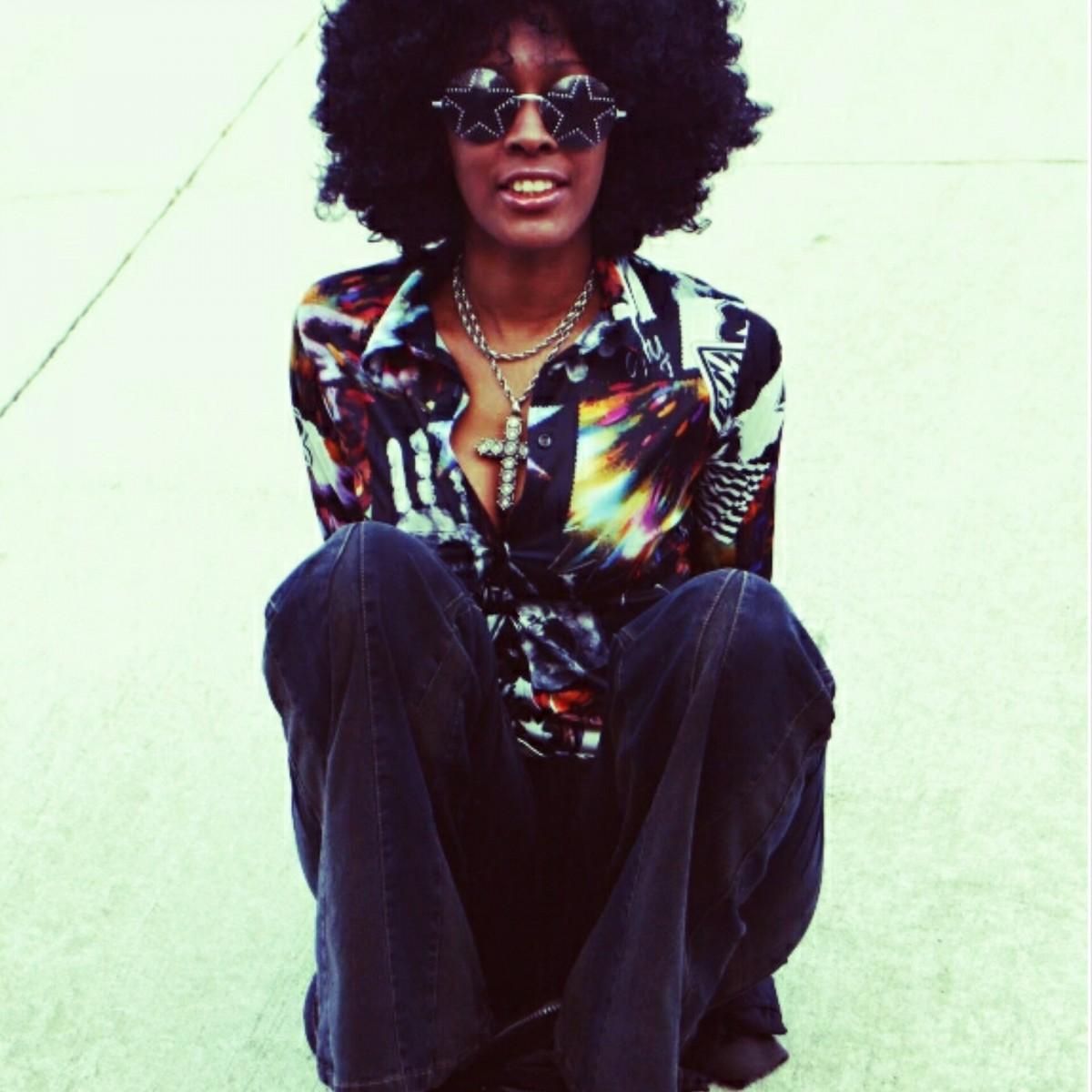 Afro american fashion 1960 88