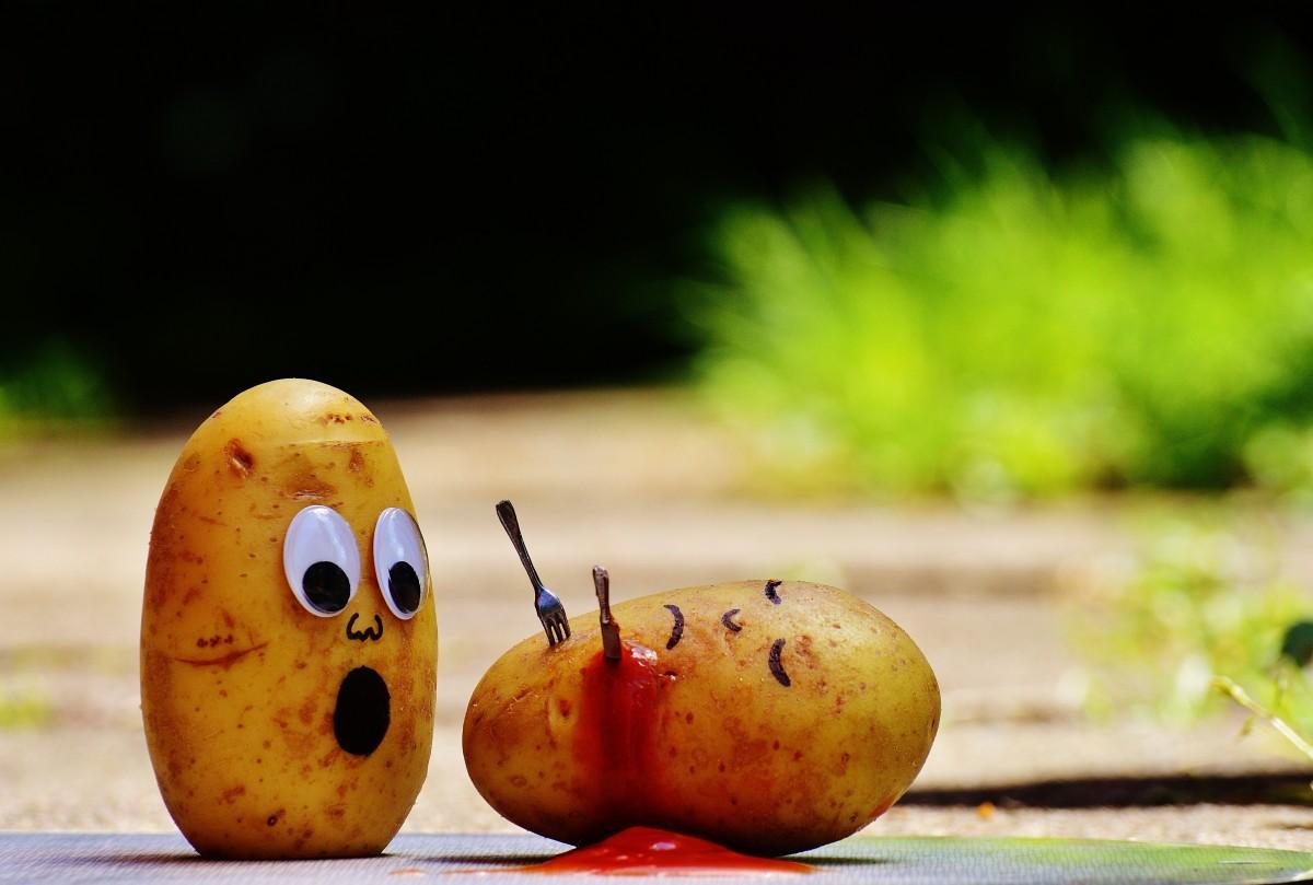 Открытка детский, прикольные фрукты картинки сбольшим смехом