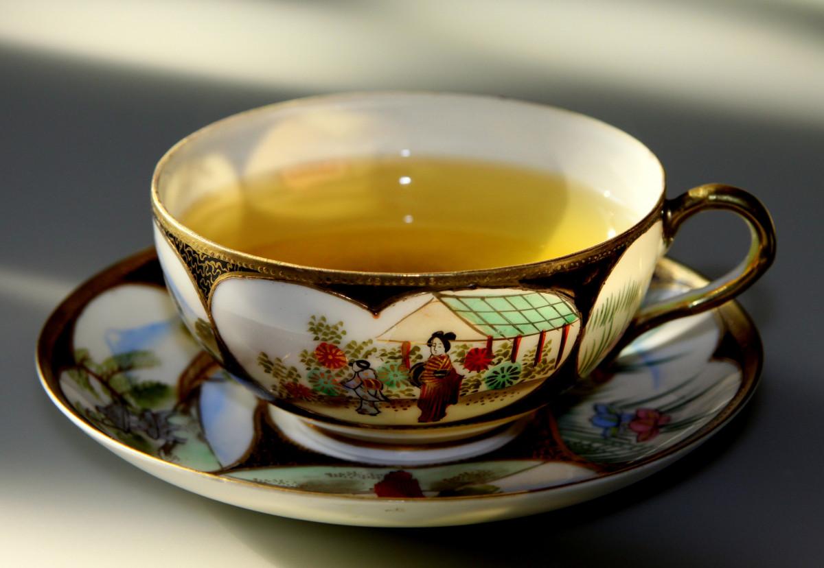 Анатолий, картинки с кружками чая