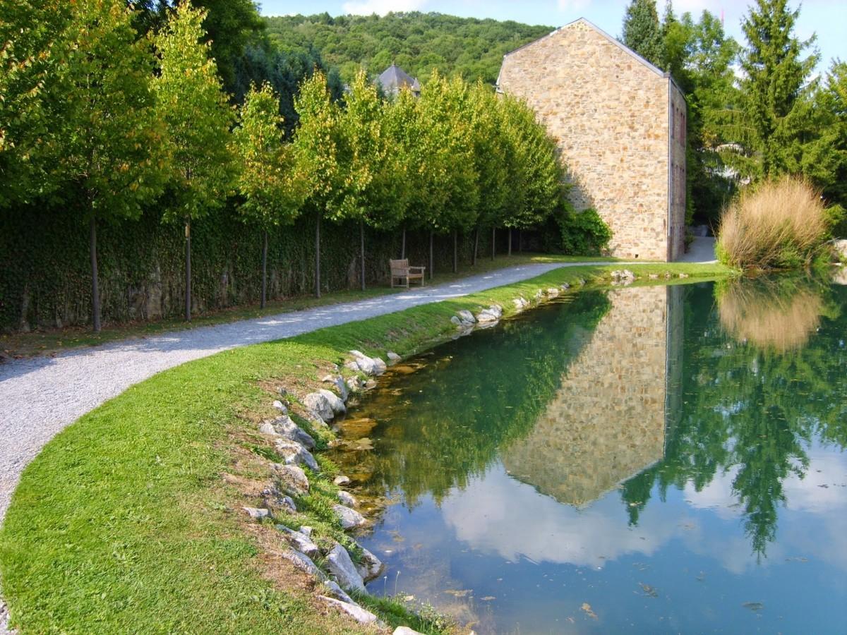 Images gratuites paysage arbre la nature herbe for Architecte de jardin belgique