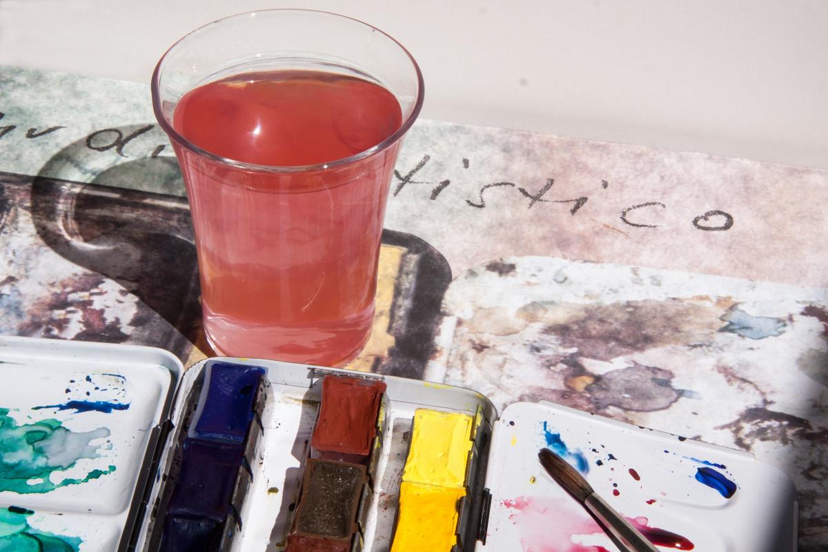 images gratuites brosse rouge couleur boisson color. Black Bedroom Furniture Sets. Home Design Ideas
