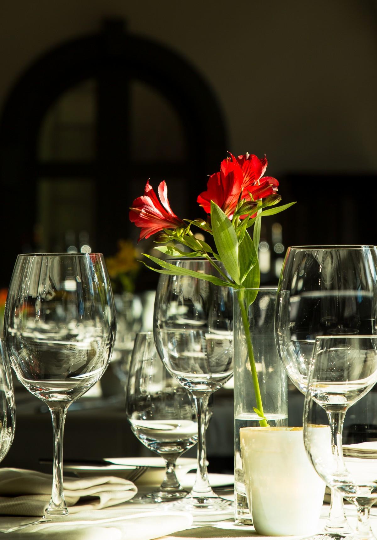 무료 이미지 : 표, 포도주, 레스토랑, 식사, 식품, 양초, 조명 ...